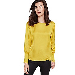 Yellow Blouses Smart Tops Women Debenhams