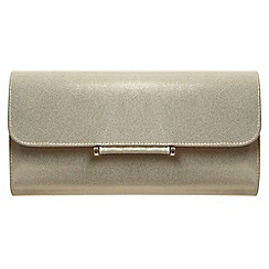 Phase Eight - Lotty leather clutch