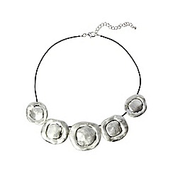 Phase Eight - Metallic Carlie Necklace