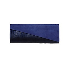 Phase Eight - Carey suede clutch