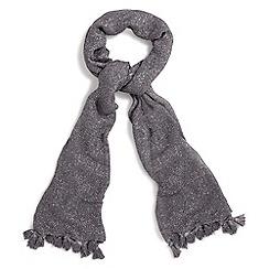 Phase Eight - 'Tyla' tassel lurex scarf