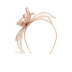 Phase Eight - Pink ashley bow hairband fascinator