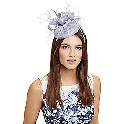 Phase Eight - Alisha feather pillbox fascinator