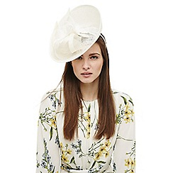 Phase Eight - Cream kate flower trim fascinator