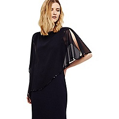 Phase Eight - Benadette sequin trim cover up