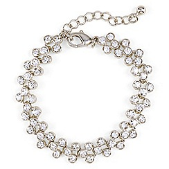 Phase Eight - Metallic aideen crystal bracelet