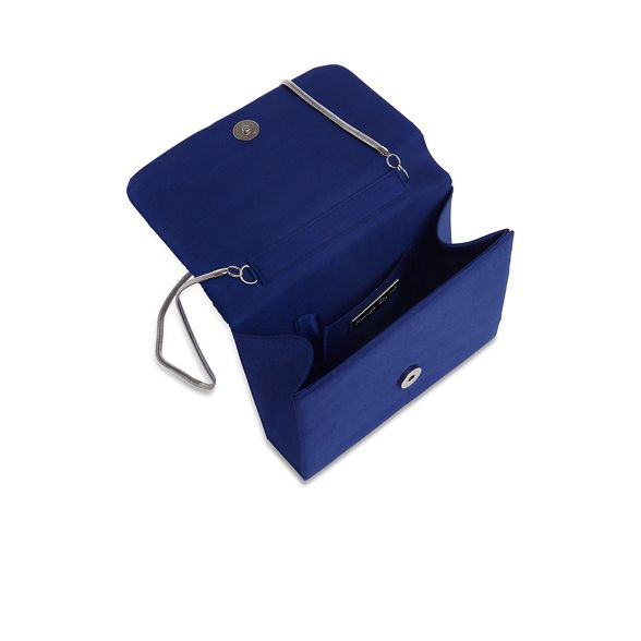 amelia front Eight bow Blue Phase bag clutch qwpHSnx8