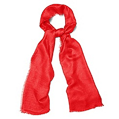 Phase Eight - Red verity scarf