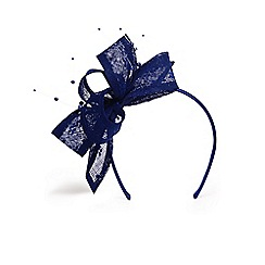 Phase Eight - Blue adeline faux pearl headband