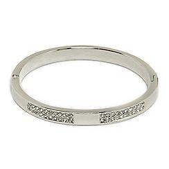 Phase Eight - Metallic gloria stone front bracelet