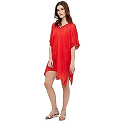 Phase Eight - Scarlet besse beach kaftan
