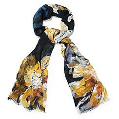 Phase Eight - Multicolured Elzabella floral scarf