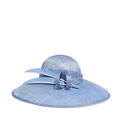 Phase Eight - Blue Kalia Wide Brim Hat