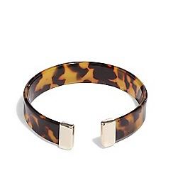 Phase Eight - Multicoloured Quinn acrylic cuff bracelet