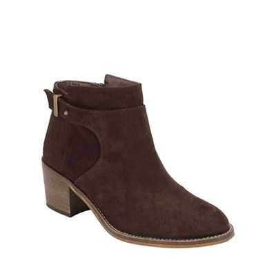 Phase Eight - Bea Suede Ankle Boot