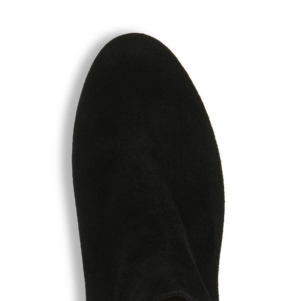 textured flat Black boots Phase tammy Eight Ba4nt7wU