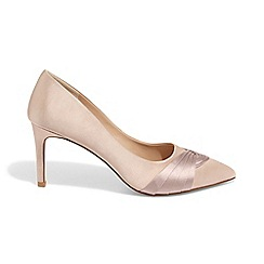 Phase Eight - Natural Kendal Knot Pointed Court Shoes