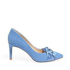 Phase Eight - Blue Gemma Twist Front Court Shoes