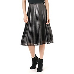 Phase Eight - Sia Shimmer Pleated Skirt