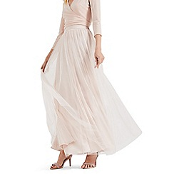 Phase Eight - Pink sinead tulle maxi skirt