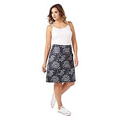 Studio 8 - Sizes 16-24 Lorenza Skirt
