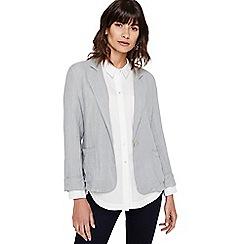 Phase Eight - Grey alana linen jacket