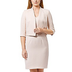 Damsel in a dress - Nude sofia jacket