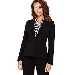 Damsel in a dress - Black amelia city suit jacket
