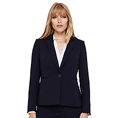 Damsel in a dress - Navy amelia city suit jacket