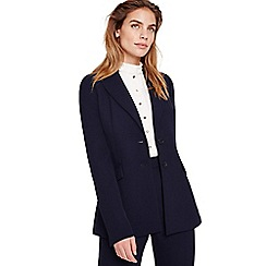 Damsel in a dress - Navy isabella city suit jacket