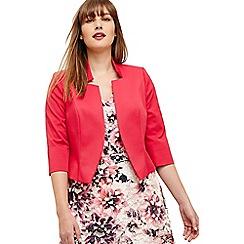 Studio 8 - Sizes 12-26 Pink rylie jacket