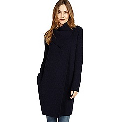 Phase Eight - Belen jacquard knit coat