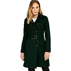 Phase Eight - Dark Forest tabatha trench coat