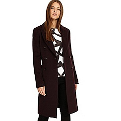Phase Eight - Brown caterina crombie coat