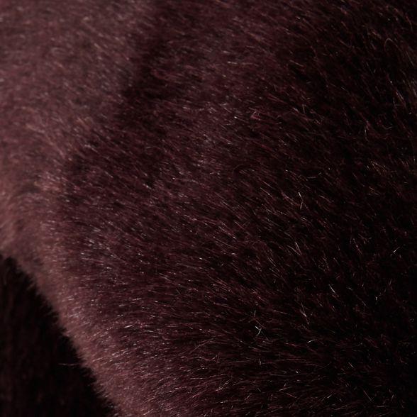 coat Phase 'Beckie' fur Dark port Eight xfv7TRWv0