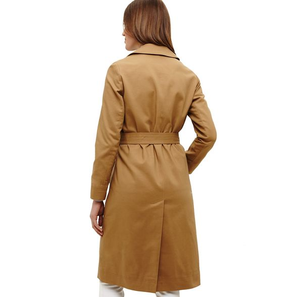 belted Eight coat trench Phase tayte Natural dtxwwqR