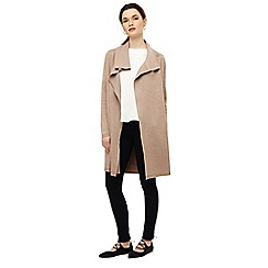 Phase Eight - Natural paloma knit coat