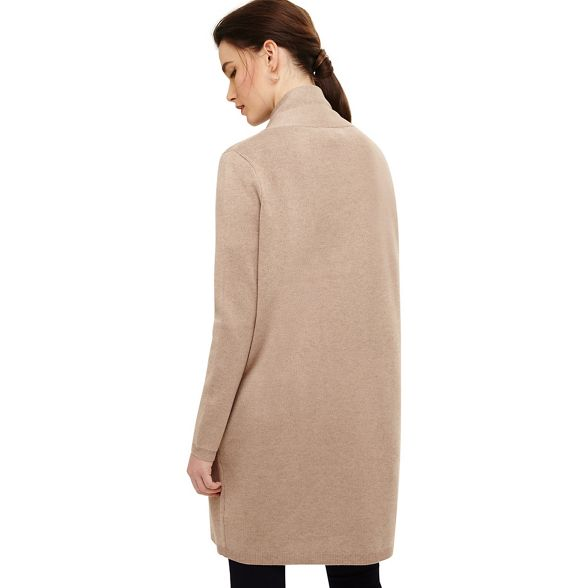 coat Natural knit Phase paloma Eight wzInpS