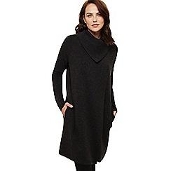Phase Eight - Grey paloma knit coat