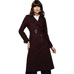 Phase Eight - Red trudie trench coat