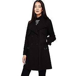 Phase Eight - Black Sada Swing Coat