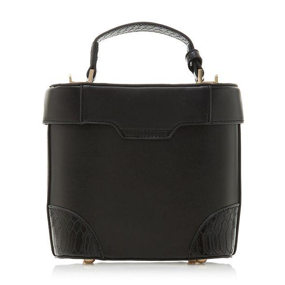 bag 'Duffie' Black Dune vanity small top handle Y1n8w