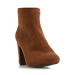 Roberto Vianni - Brown 'Offa' heeled ankle boot