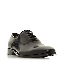 Dune - Black 'Powermore' lace up oxford shoes