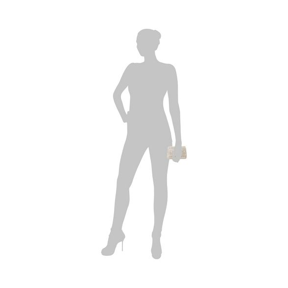 'Everlina' diamante embellished bag Gold clutch Dune 5wYOn