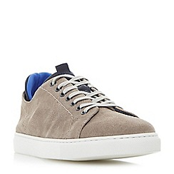 Dune - Taupe 'Taboo' smart cupsole trainer