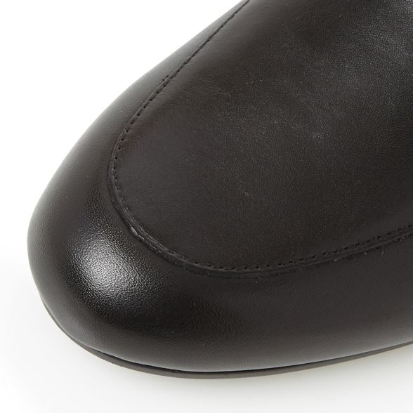 loafers Steve Black leather 'Kandi p' Madden xCxSR
