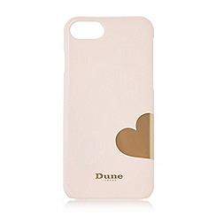 Dune - Light pink 'Sparkle' heart phone case