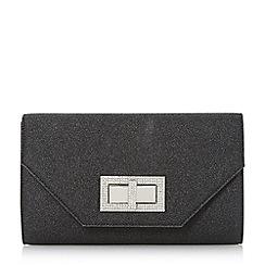 Roland Cartier - Britta' buckle fastening envelope clutch bag