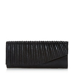 Roland Cartier - Boux' pleat detail clutch bag